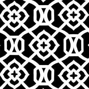 Moroccan_Lattice-_Black_and_white
