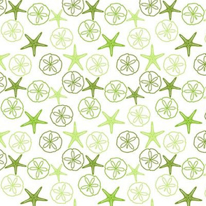 Sea Gifts - Seaweed-White