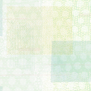Textures in Mint by Friztin