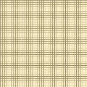 graph paper - antique