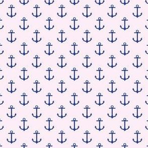 Preppy Anchor Pink