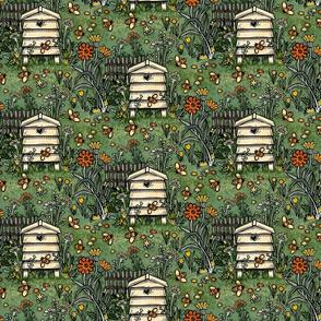 Busy Bee Garden