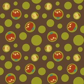 Mushroom Dots