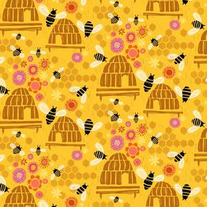 Beehive Happy!