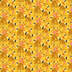 Beehive Happy!! _small