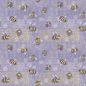 Buzzy Bees by Friztin