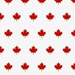Red Maple Leaf, Canada Day