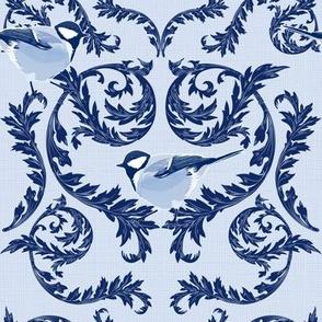 Capri Blue Birds