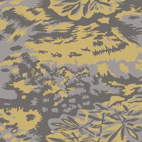 Palm Camo Palmenmuster Alternate Fall Colors