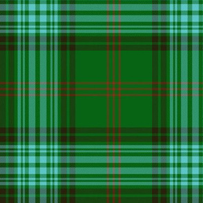 Ross clan hunting tartan variant. 6""
