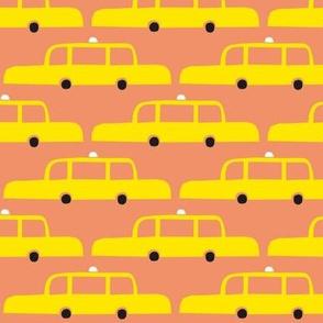 NYC Taxis - Peach