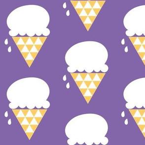 Icecream vanilla