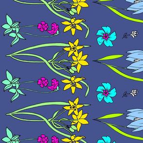 flower_border_print