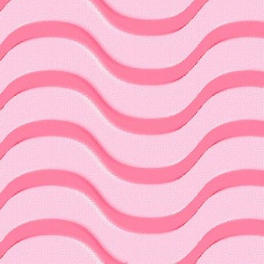 Waves of Pink