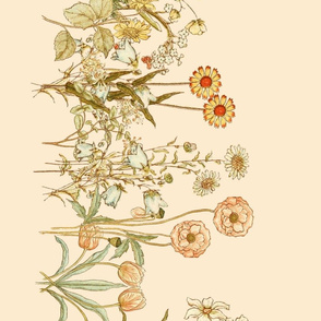 Kate_Greenaway_Flower_Border