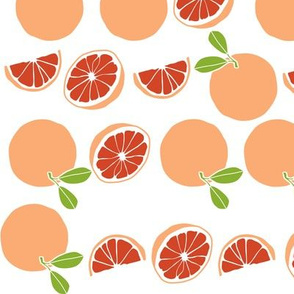 grapefruit (no background)