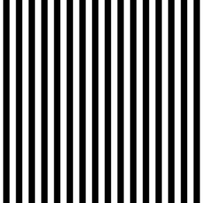 stripes vertical black