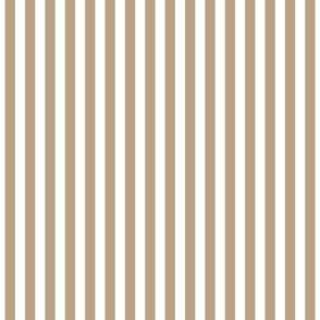 stripes vertical tan