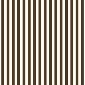 stripes vertical brown