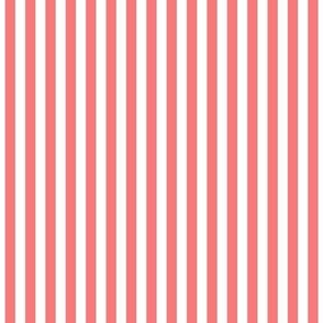 stripes vertical coral