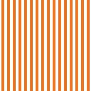 stripes vertical orange