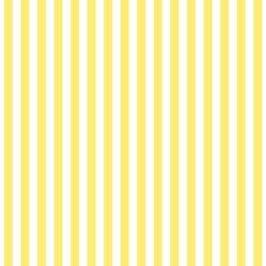 stripes vertical lemon yellow