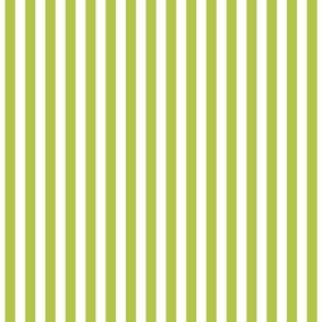 stripes vertical lime green