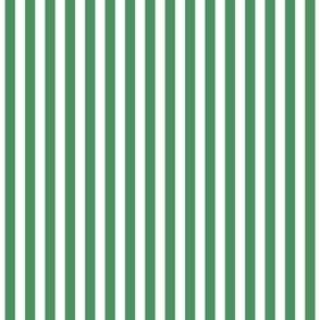 stripes vertical kelly green