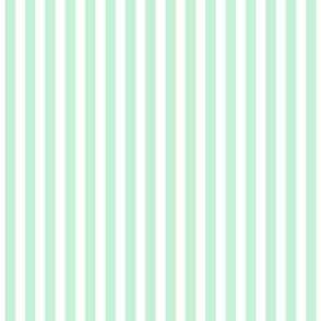stripes vertical ice mint green