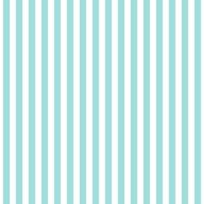 stripes vertical light teal