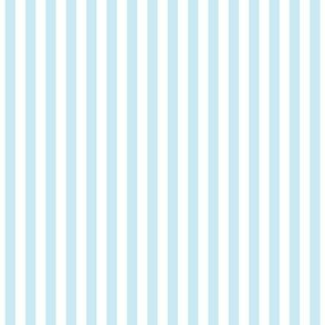stripes vertical ice blue