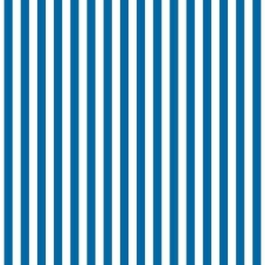 stripes vertical royal blue