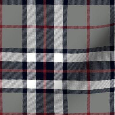 Thompson Tartan Pillowcase 16x26