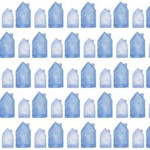 little blue homes