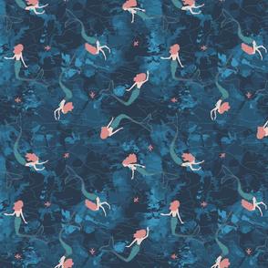 Mermaids and Angelfish