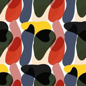 pastel camouflage | pencilmeinstationery.com