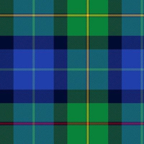 Smith tartan variant, modern colors