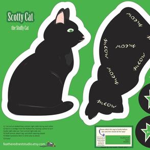 Scotty Cat Stuffy
