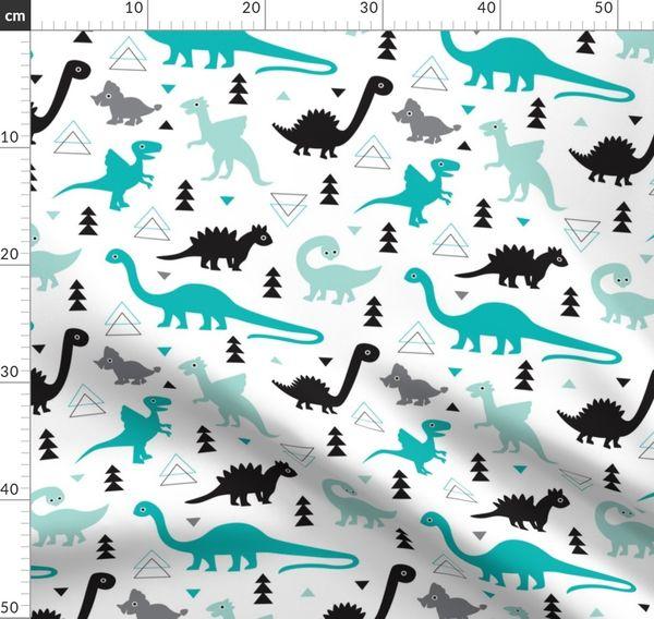 Flechas Muchachos Dinosaurio Geometrico Invierno Spoonflower Esta teoría propone que los dinosaurios carnívoros se comieron a todos los herbívoros, extinguiéndolos y luego murieron de hambre. telas por metros flechas muchachos dinosaurio geometrico invierno