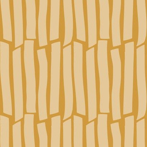 yellow cracked stripes | pencilmeinstationery.com