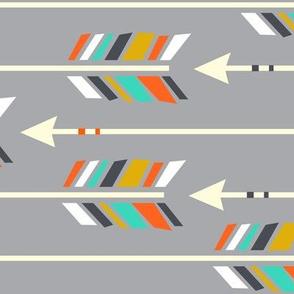 Large Arrows: Color Pop Horizontal