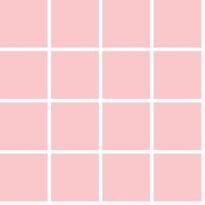 heavyweight grid in ballet pink
