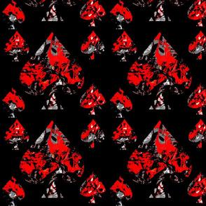 Red Spades