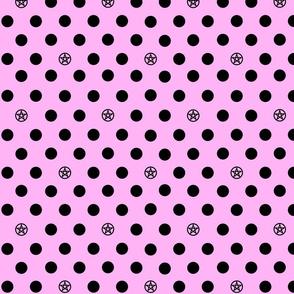 Polka-Grams Pink
