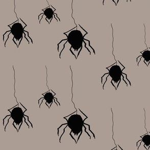 Wicked Widows Spider Invasion