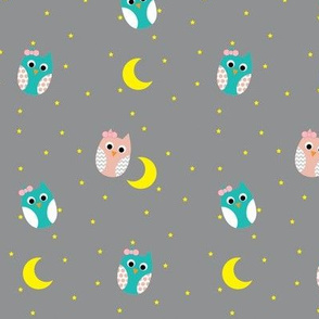 Sweet Dream Owls