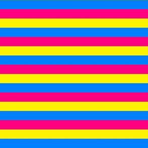 Pan Pride Stripes