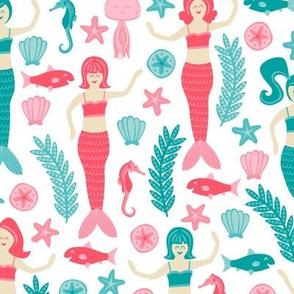 Mermaids & Friends