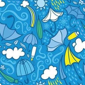 Brella - Blue
