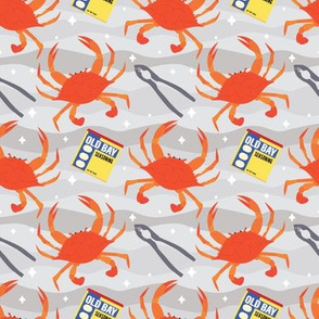 Let's Eat Some Crabs! - Smaller Scale